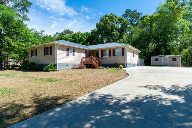 549 Groves Point Drive, Hampstead, NC 28443 (MLS #100269143) :: Vance Young and Associates