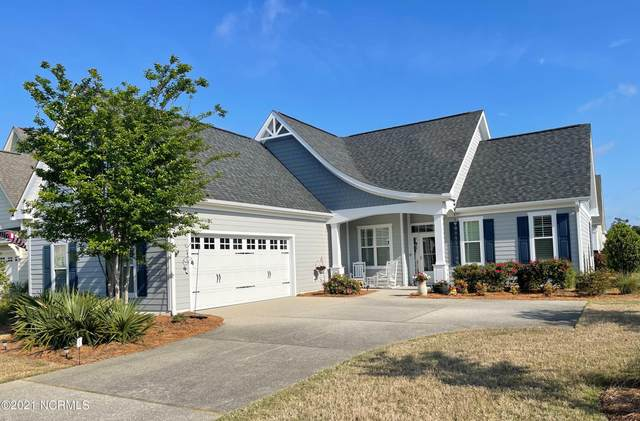 3208 Seagrass Court, Southport, NC 28461 (MLS #100269284) :: CENTURY 21 Sweyer & Associates