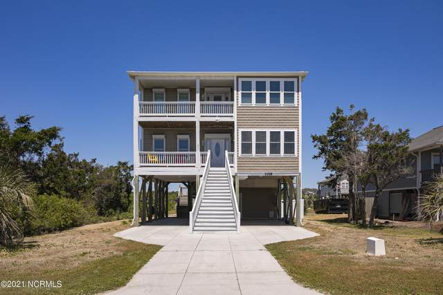 1018 W Dolphin Drive, Oak Island, NC 28465 (MLS #100269307) :: The Oceanaire Realty