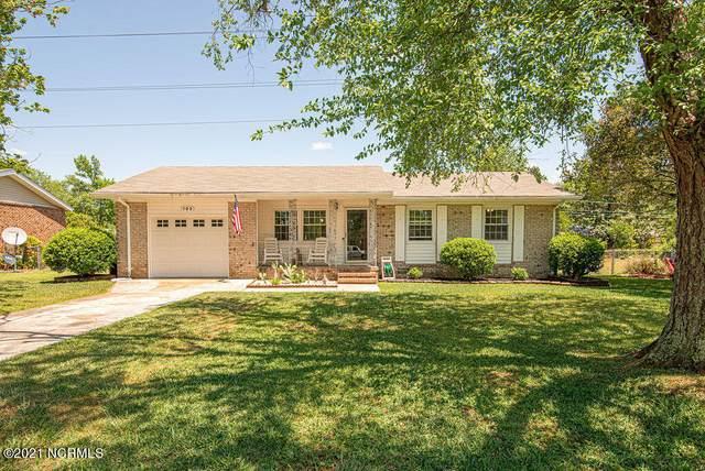 105 Valley Court, Jacksonville, NC 28540 (MLS #100269355) :: Berkshire Hathaway HomeServices Hometown, REALTORS®