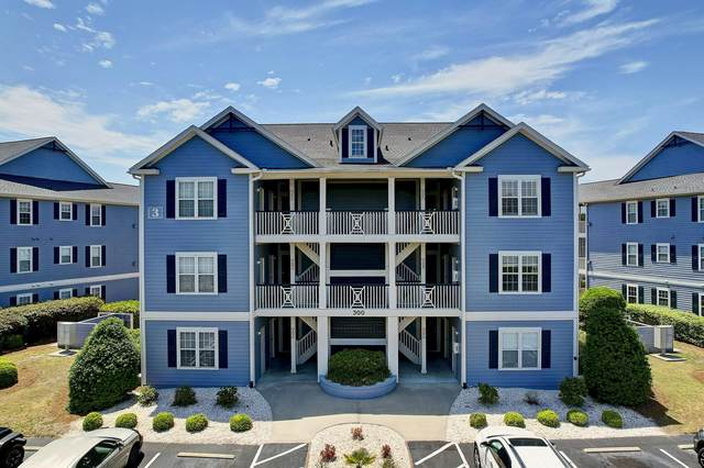 2555 St James Drive SE #306, Southport, NC 28461 (MLS #100269392) :: Lynda Haraway Group Real Estate
