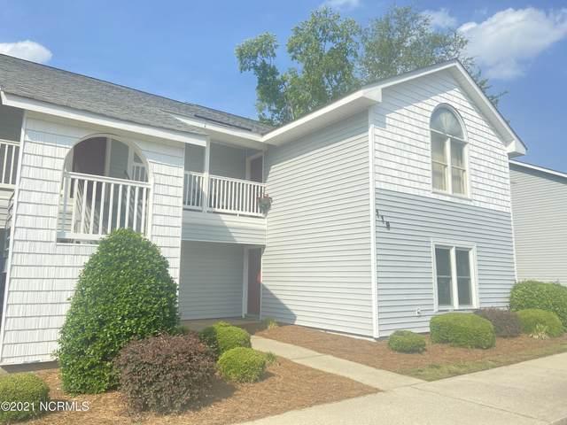 119 W Victoria Court C, Greenville, NC 27834 (MLS #100269522) :: Berkshire Hathaway HomeServices Prime Properties