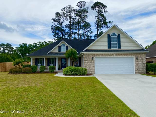 5264 Crosswinds Drive, Wilmington, NC 28409 (MLS #100269523) :: David Cummings Real Estate Team
