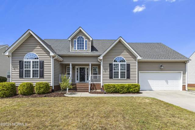2108 Cherrytree Lane, Winterville, NC 28590 (MLS #100269638) :: Donna & Team New Bern