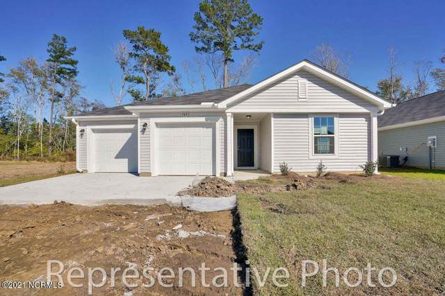 206 New Home Place Lot #4, Holly Ridge, NC 28445 (MLS #100269643) :: Watermark Realty Group