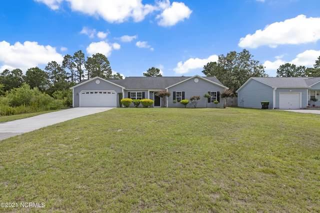 173 Sanders Drive, Hubert, NC 28539 (MLS #100269757) :: Watermark Realty Group