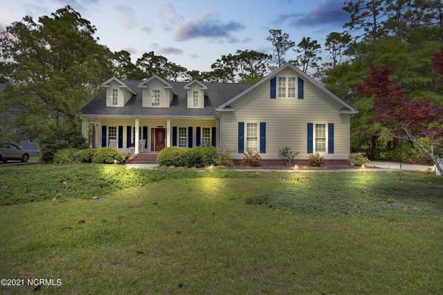 6212 Navigator Way, Southport, NC 28461 (MLS #100269758) :: The Oceanaire Realty