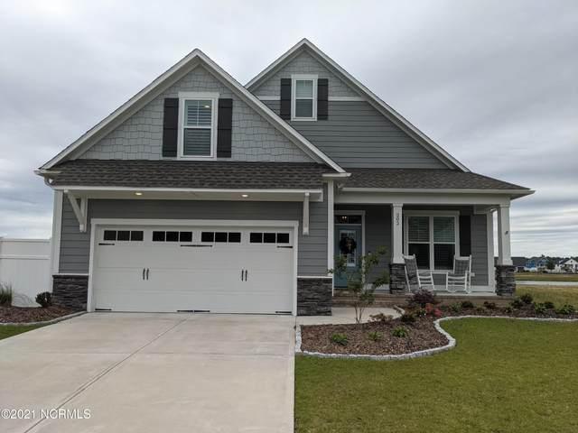 202 Spicer Lake Drive, Holly Ridge, NC 28445 (MLS #100269895) :: Carolina Elite Properties LHR