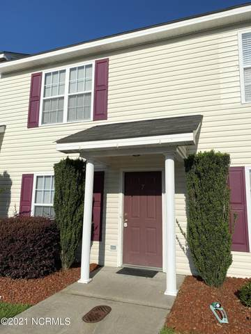 1548 Manning Forest Drive M7, Greenville, NC 27834 (MLS #100269975) :: Berkshire Hathaway HomeServices Prime Properties