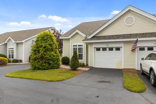 105 Oleander Court, Morehead City, NC 28557 (MLS #100270103) :: Great Moves Realty