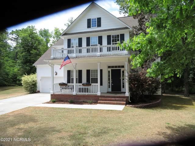 224 Middle Ridge Drive, Hubert, NC 28539 (MLS #100270108) :: Courtney Carter Homes