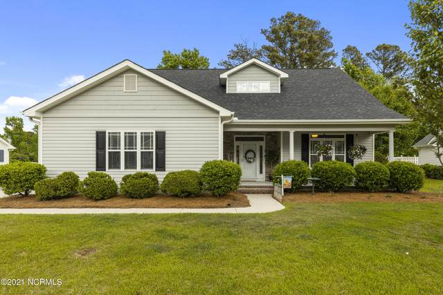 209 Carefree Lane, Morehead City, NC 28557 (MLS #100270342) :: Carolina Elite Properties LHR