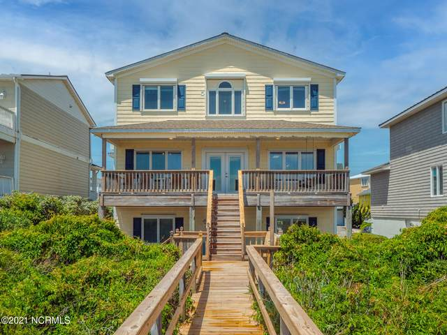 438 Fort Fisher Boulevard N, Kure Beach, NC 28449 (MLS #100270370) :: Vance Young and Associates