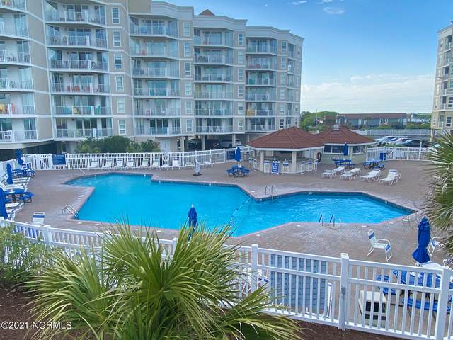 2000 New River Inlet Road #1214, North Topsail Beach, NC 28460 (MLS #100270413) :: Great Moves Realty