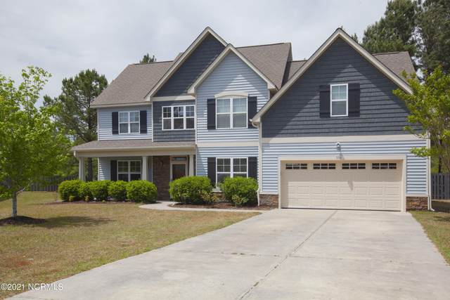 306 Waves Court, Holly Ridge, NC 28445 (MLS #100270458) :: CENTURY 21 Sweyer & Associates