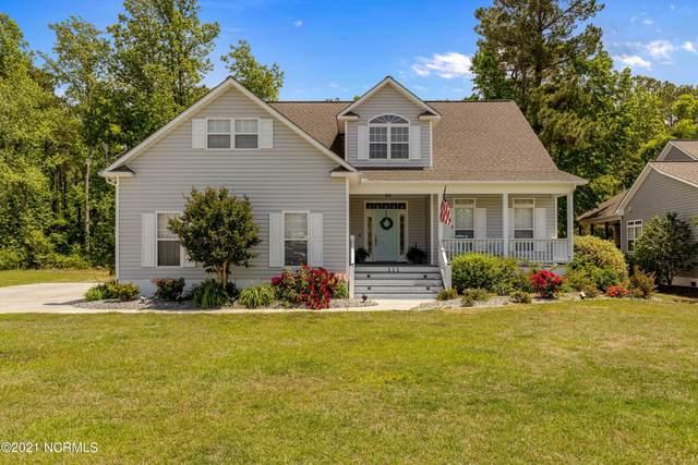 111 White Heron Lane, Swansboro, NC 28584 (MLS #100270501) :: Frost Real Estate Team