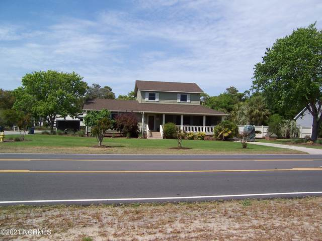 602 E Oak Island Drive, Oak Island, NC 28465 (MLS #100270508) :: Donna & Team New Bern