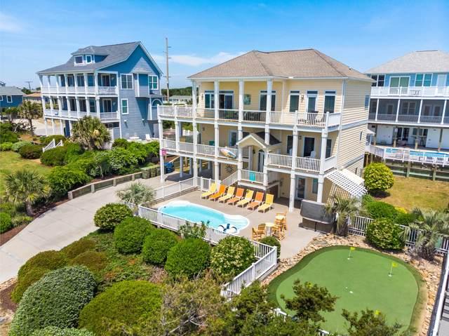 1010 Ocean Drive, Emerald Isle, NC 28594 (MLS #100270535) :: Lynda Haraway Group Real Estate