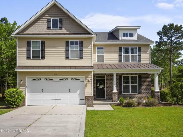 110 Shoveler Court, Sneads Ferry, NC 28460 (MLS #100270609) :: Courtney Carter Homes