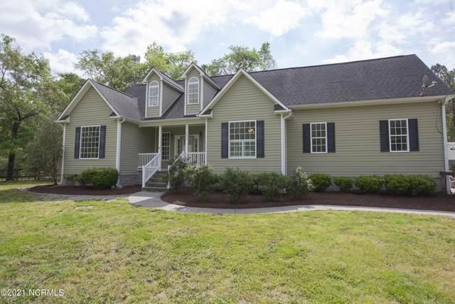 151 Meeks Creek Drive, Rocky Point, NC 28457 (MLS #100270736) :: Lynda Haraway Group Real Estate
