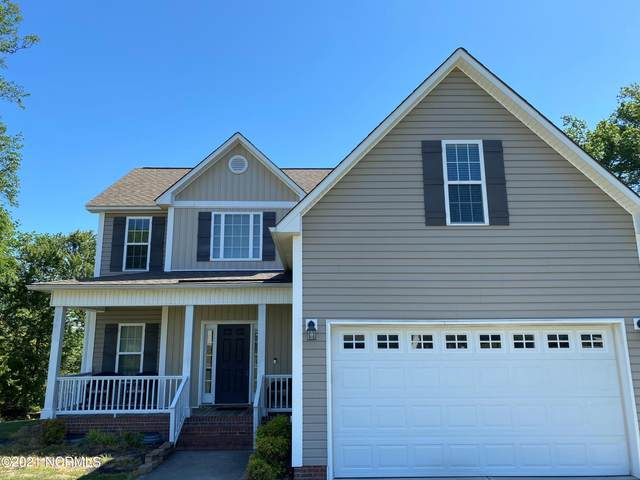 2525 Armstrong Court, Greenville, NC 27858 (MLS #100270805) :: Vance Young and Associates
