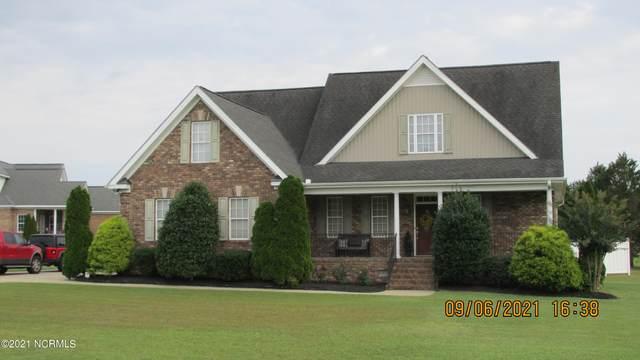 2103 Red Oak Road, Nashville, NC 27856 (MLS #100271095) :: The Cheek Team