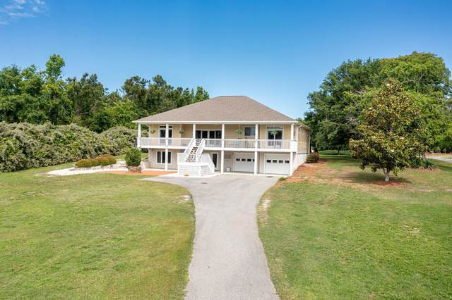 110 Waterway Trail, Hampstead, NC 28443 (MLS #100271123) :: Courtney Carter Homes