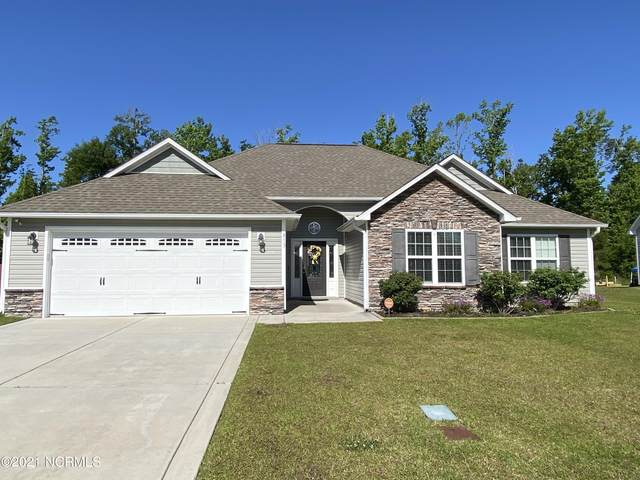 813 Solomon Drive, Jacksonville, NC 28546 (MLS #100271313) :: Vance Young and Associates
