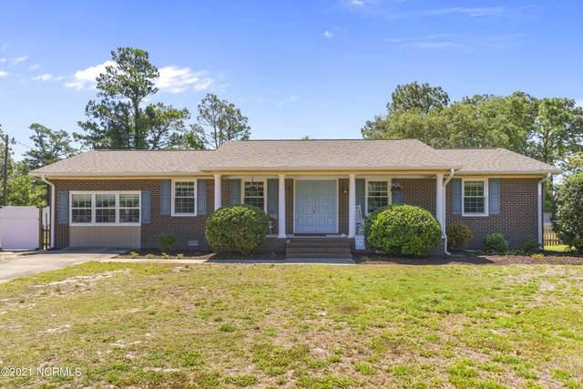 310 Silva Terra Drive, Wilmington, NC 28412 (MLS #100271453) :: Vance Young and Associates