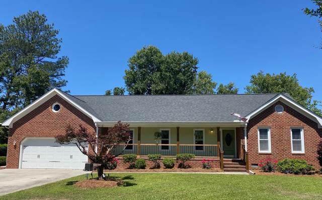 3224 Grey Leaf Drive, Wilmington, NC 28409 (MLS #100271454) :: David Cummings Real Estate Team