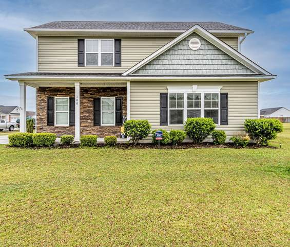 100 Jade Court, Jacksonville, NC 28546 (MLS #100271524) :: Donna & Team New Bern