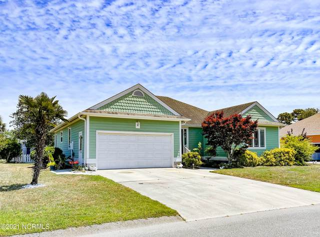750 Settlers Lane, Kure Beach, NC 28449 (MLS #100271540) :: Vance Young and Associates