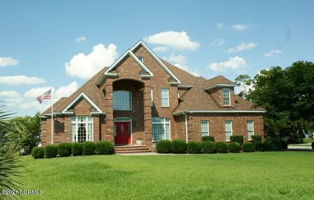 1600 River Bluff Road, Morehead City, NC 28557 (MLS #100271541) :: Shapiro Real Estate Group
