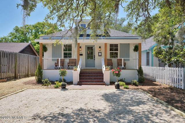 705 N Caswell Avenue, Southport, NC 28461 (MLS #100271642) :: Aspyre Realty Group   Coldwell Banker Sea Coast Advantage