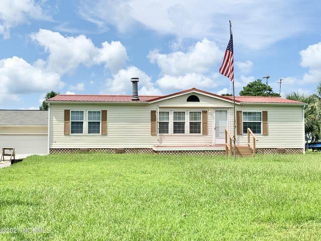 218 Clements Drive, Newport, NC 28570 (MLS #100271885) :: Lynda Haraway Group Real Estate