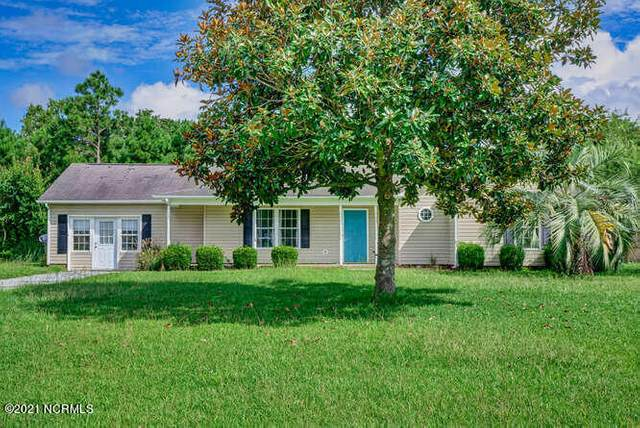 304 Woody Way, Sneads Ferry, NC 28460 (MLS #100272065) :: Shapiro Real Estate Group