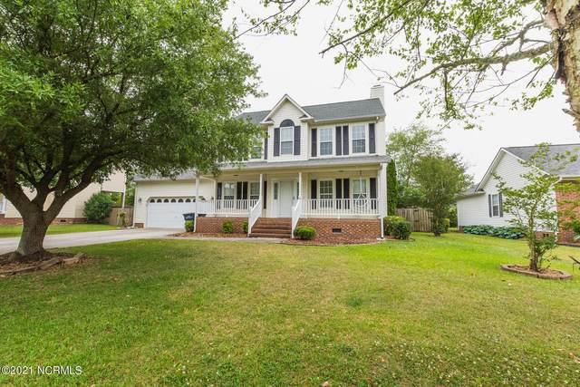 105 Hudson Lane, Jacksonville, NC 28546 (MLS #100272218) :: The Tingen Team- Berkshire Hathaway HomeServices Prime Properties
