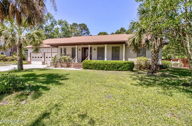 329 R L Honeycutt Drive, Wilmington, NC 28412 (MLS #100272571) :: Stancill Realty Group