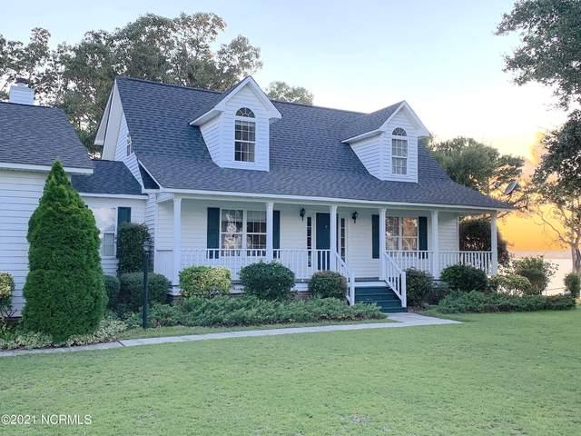 145 Deepwater Drive, Stella, NC 28582 (MLS #100272847) :: Barefoot-Chandler & Associates LLC