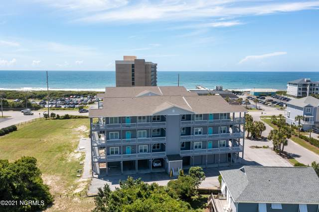 108 Pelican Drive B, Atlantic Beach, NC 28512 (MLS #100273162) :: Great Moves Realty