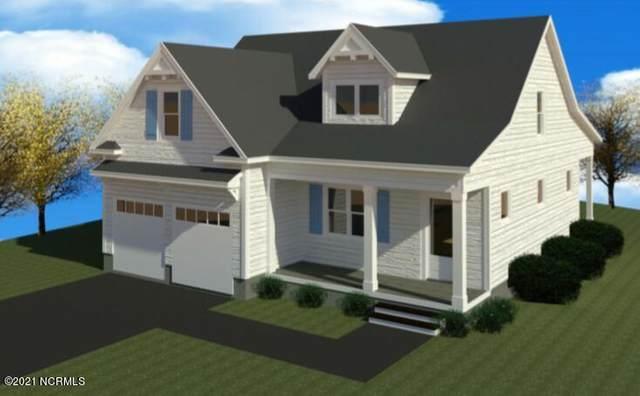 Lot 8 Middle Oak Lane, Beaufort, NC 28516 (MLS #100273440) :: RE/MAX Essential