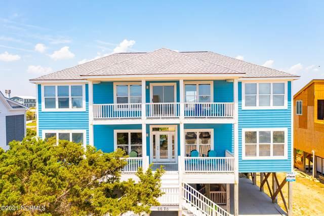 6620 W Beach Drive, Oak Island, NC 28465 (#100273757) :: Rachel Kendall Team