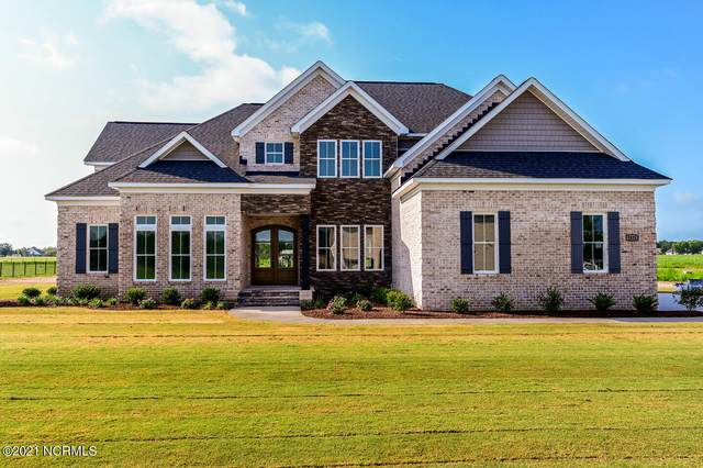 1411 Autumn Lakes Drive, Grimesland, NC 27837 (MLS #100273978) :: Stancill Realty Group