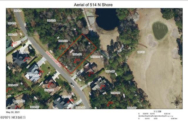 514 N Shore Drive, Sneads Ferry, NC 28460 (MLS #100274008) :: Aspyre Realty Group | Coldwell Banker Sea Coast Advantage