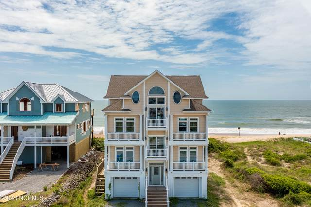 31 Porpoise Place, North Topsail Beach, NC 28460 (MLS #100274309) :: Courtney Carter Homes