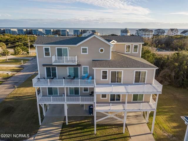 209 Gysgt D W Boatman Drive, North Topsail Beach, NC 28460 (MLS #100274346) :: Holland Shepard Group