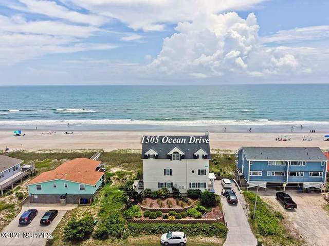 1505 Ocean Drive, Emerald Isle, NC 28594 (MLS #100274597) :: Holland Shepard Group