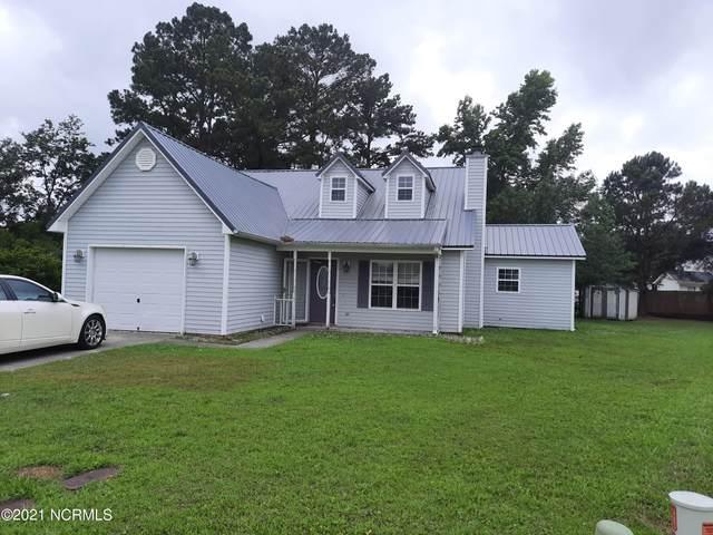 109 Quarterhorse Lane, Jacksonville, NC 28546 (MLS #100274703) :: Carolina Elite Properties LHR