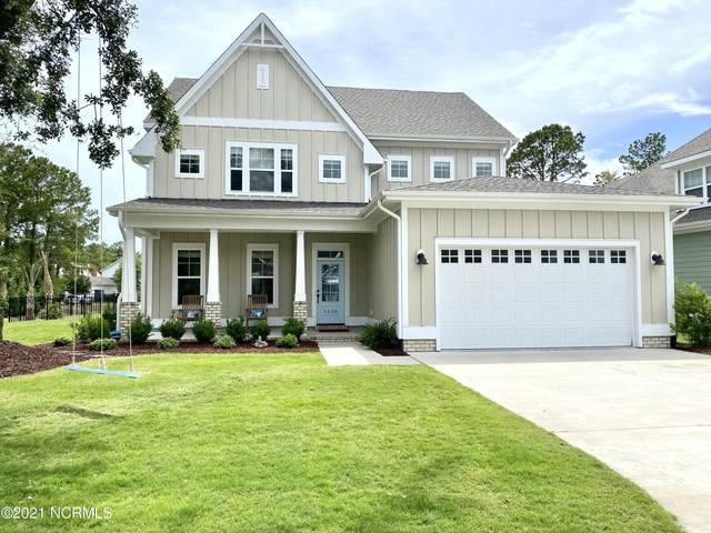 1020 Baldwin Park Drive, Wilmington, NC 28411 (MLS #100274868) :: David Cummings Real Estate Team