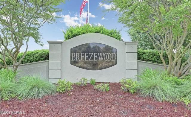 4166 Breezewood Drive Unit 103, Wilmington, NC 28412 (MLS #100274972) :: Donna & Team New Bern